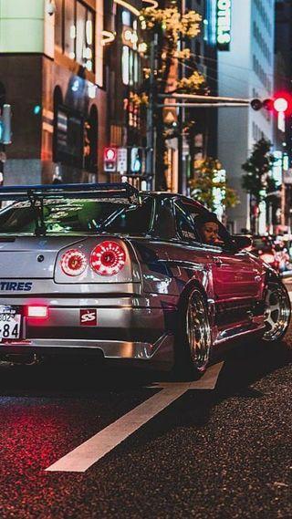 Обои на телефон японские, суперкары, спортивные, ниссан, машины, горизонт, америка, skyline r34 gtr, skyline, gtr, nissan