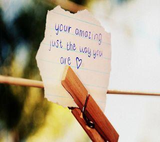 Обои на телефон удивительные, цитата, ты, любовь, жизнь, you are, love, i love you