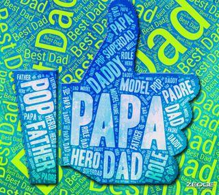 Обои на телефон отец, семья, праздник, люди, любовь, день, герой, zedgedad, papa hero dad, papa, love, fathers, daddy