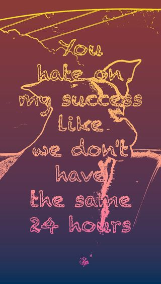 Обои на телефон ненависть, цитата, успех, поговорка, девиз, verdict, judgment, hours, 24