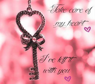 Обои на телефон ключ, чувства, сердце, романтика, пара, навсегда, любовь, забота, вместе, love key