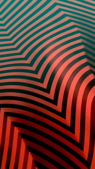 Обои на телефон яркие, сумасшедшие, черные, формы, линии, красые, изгибы, блестящие, абстрактные, zigzag, shapes and lines, highres, hd, arty