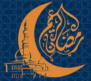 Обои на телефон месяц, исламские, луна, ramdan, mubark