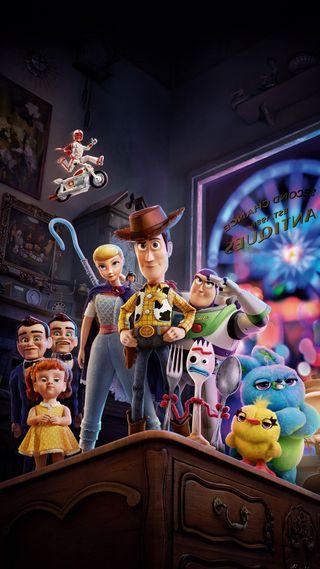Обои на телефон история, фильмы, игрушка, toy story 4