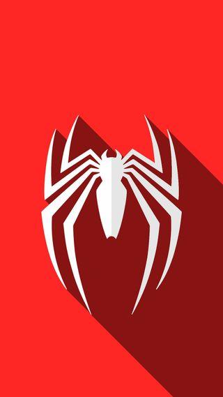 Обои на телефон пс4, паучок, паук, марвел, костюм, игра, видео игры, whitespider, webslinger, spider-man ps4, ps4, marvel