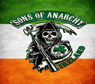 Обои на телефон сыны анархии, ирландские, мотоциклы, ирландия, sambel