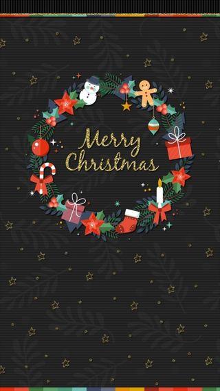 Обои на телефон свечи, украшение, счастливое, рождество, праздник, пожелание, печенье, исус, звезды, высказывания, hd