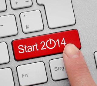 Обои на телефон старт, праздновать, компьютер, год, праздник, новый, ключ, start 2014, pc, lappy, 2014