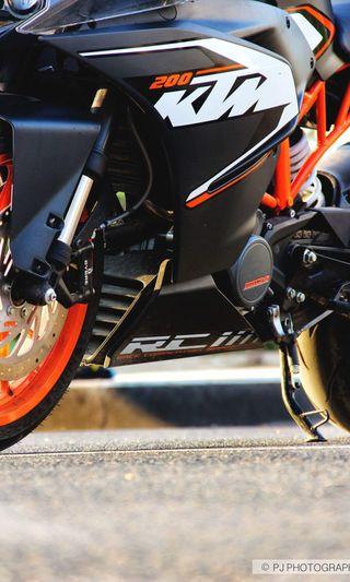 Обои на телефон мотоцикл, ктм, байк, motor