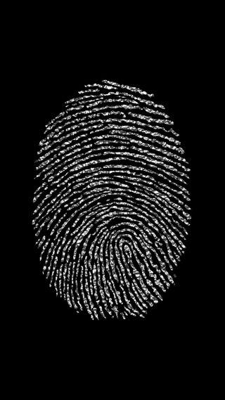 Обои на телефон технологии, принт, отпечаток пальца, дизайн, genn print