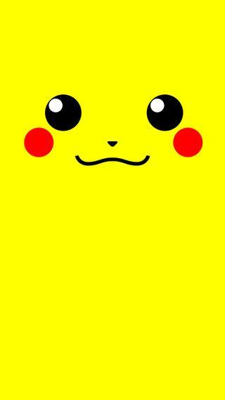 Обои на телефон покемоны, покемон, пикачу, желтые, абстрактные