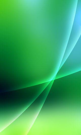 Обои на телефон аврора, синие, зеленые, абстрактные, hd, blackberryz10, blackberry, bb10, aurora green hd
