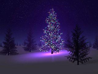 Обои на телефон счастливое, рождество, дерево, merry-christmas tree