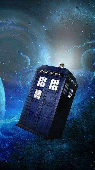 Обои на телефон тв, тардис, ряд, планета, кто, космос, господин, время, time lord, dr who