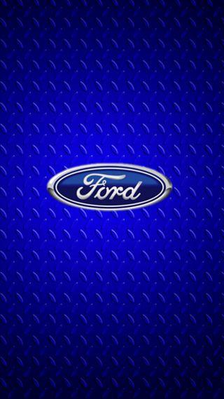 Обои на телефон металлические, бриллиант, форд, логотипы, ford logo diamond, ford