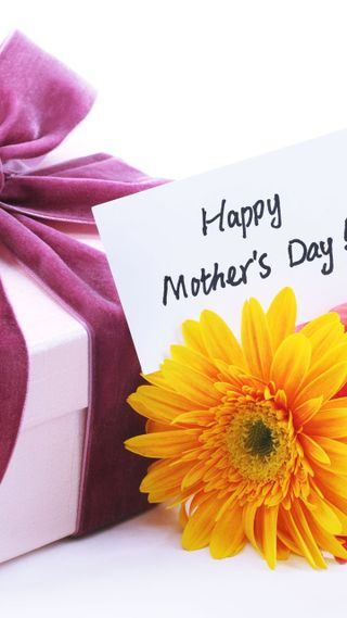 Обои на телефон женщины, цветы, ты, счастливые, подарок, матери, любовь, день, love