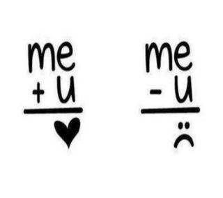 Обои на телефон я, ты, plus, minus, me and u