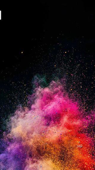 Обои на телефон удивительные, цветные, холи, красочные, holi colour