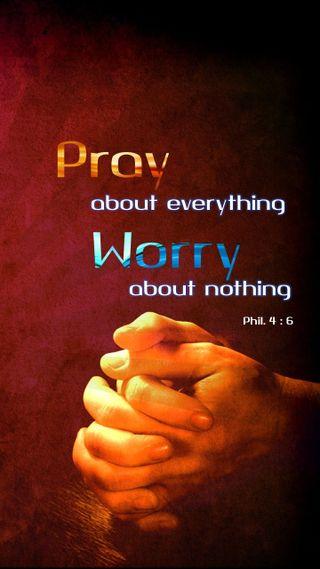 Обои на телефон библия, христианские, phil 4 6