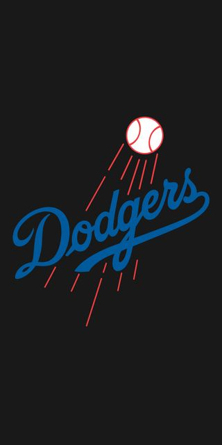 Обои на телефон логотипы, бейсбол, mlb, dodgers