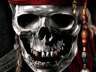 Обои на телефон пираты, череп, фильмы, карибсий, pirates of carriban