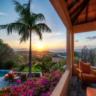 Обои на телефон тропические, рай, вид, tropical view, tropic, land