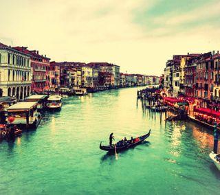 Обои на телефон франция, река, прекрасные, лодки, классика, город, венеция