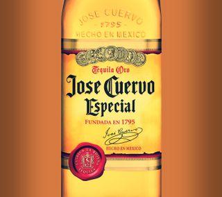 Обои на телефон бутылка, стекло, напиток, золотые, алкоголь, tequila, liquor, jose gold, jose
