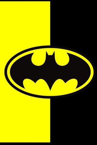 Обои на телефон логотипы, бэтмен