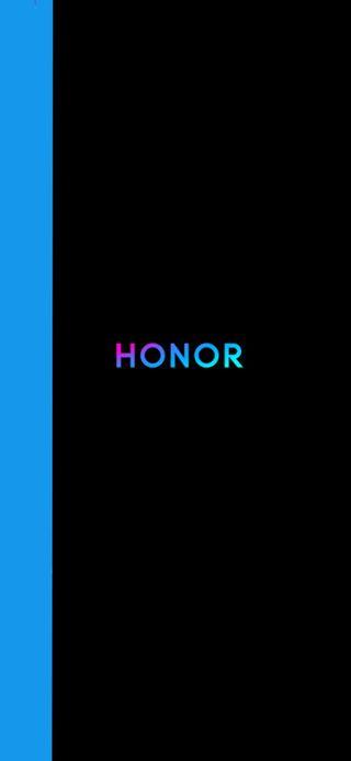 Обои на телефон узоры, честь, черные, хуавей, синие, простые, логотипы, грани, амолед, huawei, hd, amoled