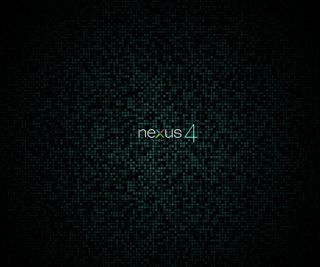 Обои на телефон android, google, hd, lg, n4, nexus, nexus 4, n4 emerald dots hd, темные, андроид, классные, гугл, точки, изумруд