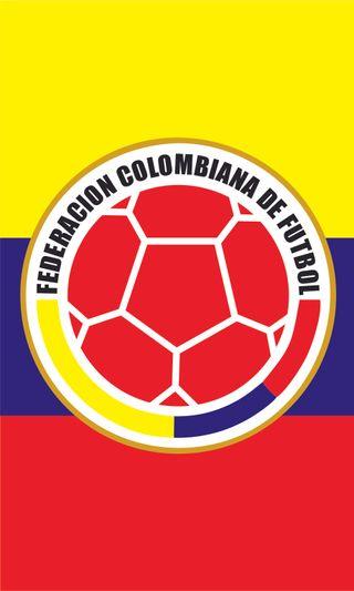 Обои на телефон колумбия, футбол, seleccion