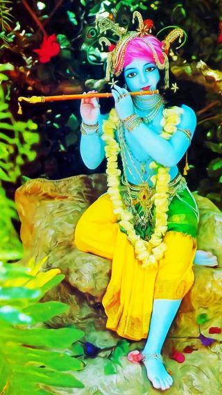 Обои на телефон кришна, бог, one, krishna moha yogin