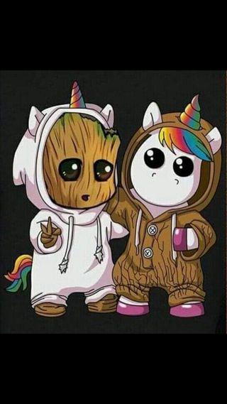 Обои на телефон румыния, unicorni