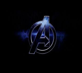 Обои на телефон мстители, логотипы, avengers logo, avenger logo