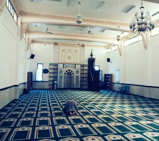 Обои на телефон мечеть, логотипы, исламские