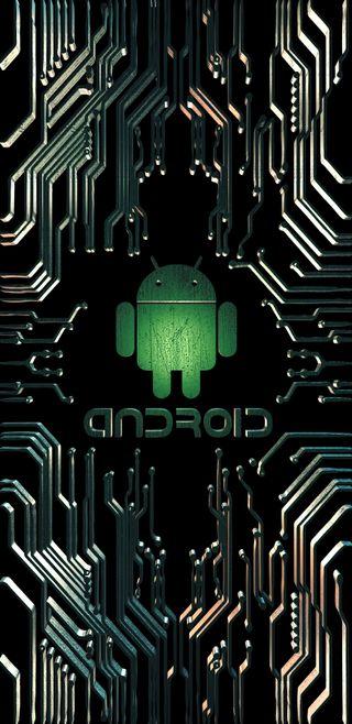 Обои на телефон черные, схемы, компьютер, андроид, s9 plus, s9, s10 plus- android, s10 plus, s10, hd, android, 4k