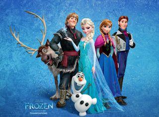 Обои на телефон семья, холодное, мультфильмы, frozen family