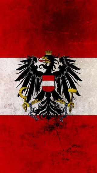 Обои на телефон флаги, флаг, мотивация, flag of austria, austria