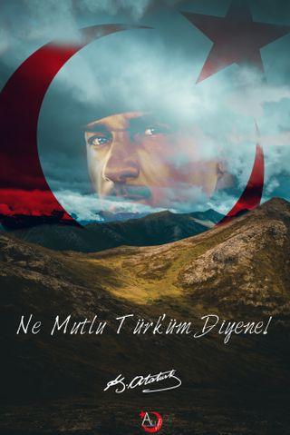 Обои на телефон ватан, ататюрк, турецкие, millet, anadolu