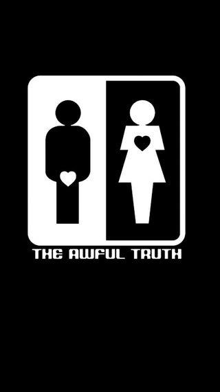 Обои на телефон женщины, правда, люди, awful truth