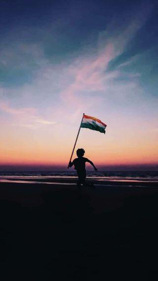 Обои на телефон индия, флаг, триколор, индийские