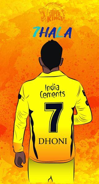 Обои на телефон крикет, супер, номер, крутые, короли, капитан, дхони, thala, number 7, csk, chennai super kings, captain cool