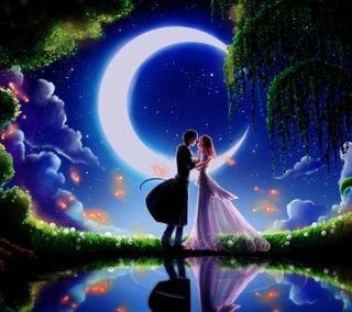 Обои на телефон правда, сердце, пара, навсегда, милые, любовь, love