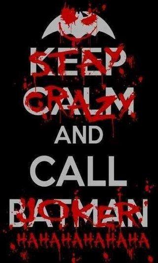 Обои на телефон сумасшедшие, спокойствие, джокер, бэтмен, stay, keep calm, hahaha, call