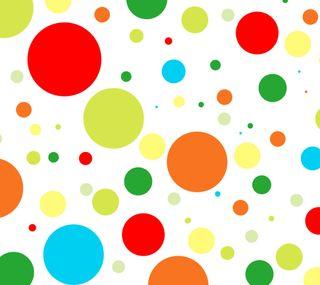 Обои на телефон круги, абстрактные, multicolored