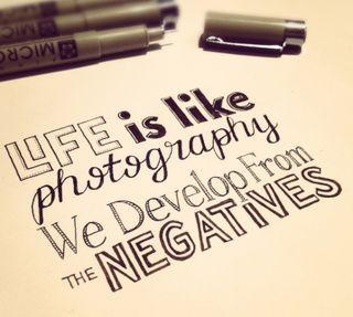 Обои на телефон фотография, лайк, жизнь, negative