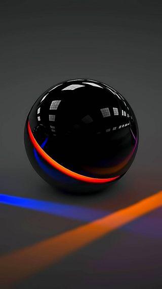 Обои на телефон темы, черные, цветные, приятные, прекрасные, мяч, галактика, note, hd, galaxy, d3 ball black, 3д, 3d