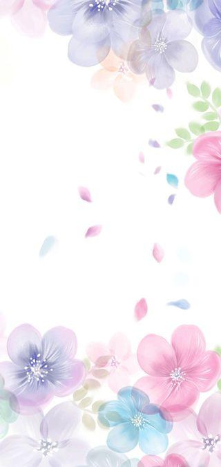 Обои на телефон девчачие, цветы, цветочные, симпатичные, прекрасные, floraldance