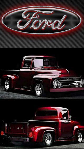 Обои на телефон грузовик, форд, крутые, tuff ford